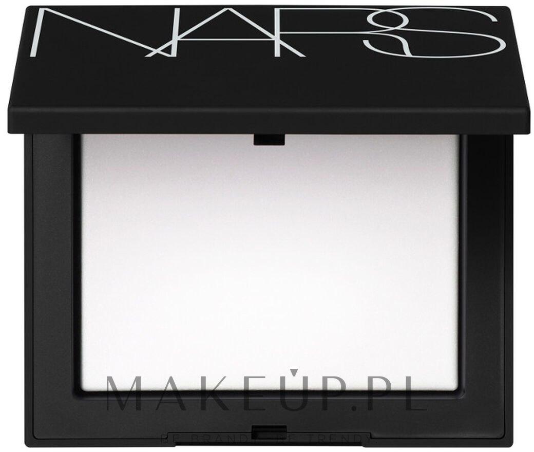 Rozświetlający puder w kompakcie do twarzy - Nars Light Reflecting Pressed Powder — фото Crystal