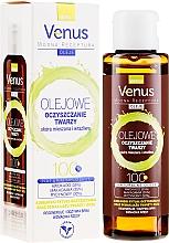 Kup Olejowe oczyszczanie twarzy do skóry mieszanej i wrażliwej - Venus Modna receptura Oleje