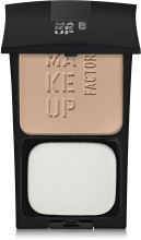 Kup Puder do twarzy - Make up Factory Compact Powder