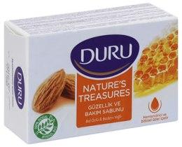 Kup Nawilżające kremowe mydło do mycia z miodem i olejem migdałowym - Duru Natures Treasures