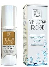Kup Serum z kwasem hialuronowym - Yellow Rose Hyaluronic Serum With Oligopeptides