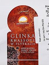 Kup Glinka rhassoul w płytkach - Efas Rhassoul Clay