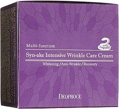 Kup Intensywny krem do twarzy z jadem węża - Deoproce Syn-Ake Intensive Wrinkle Care Cream
