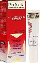 Kup Krem pod oczy i na okolice ust Silna redukcja zmarszczek i rozświetlenie 60+/70+ - Perfecta Multi-Collagen Retinol
