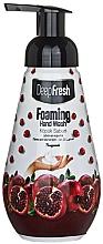 Kup Pianka do mycia rąk Granat - Aksan Deep Fresh Foaming Hand Wash Pomegranate