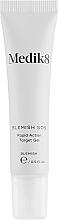 Kup Przeciwtrądzikowy żel do twarzy - Medik8 Blemish SOS Rapid Action Target Gel