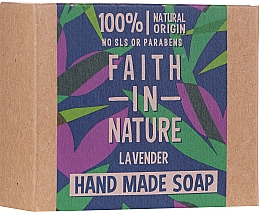 Kup Mydło do rąk Lawenda - Faith In Nature Lavender Soap