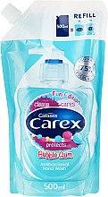 Kup Antybakteryjne mydło w płynie do rąk dla dzieci Guma balonowa - Carex Bubble Gum Hand Wash (uzupełnienie)