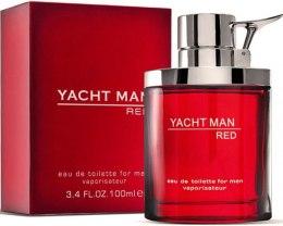 Kup Myrurgia Yacht Man Red - Woda toaletowa