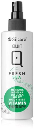 Mleczna mgiełka do ciała Fresh Sea - Silcare Quin Vitamin Therapy Body Milky Mist — фото N1