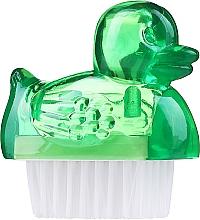 Kup Szczoteczka do paznokci, 3467, zielona - Deni Carte Duck's Brush