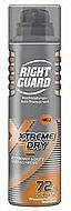 Kup Dezodorant w sprayu dla mężczyzn - Right Guard Xtreme Dry Deo Spray 72H