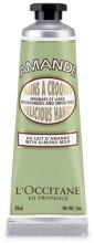 Kup Nawilżający krem do rąk z mleczkiem migdałowym - L'Occitane Almond Delicious Hands Cream