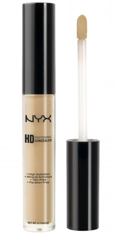 Korektor w płynie - NYX Professional Makeup Concealer Wand