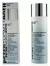 Kup Lekka maska do twarzy z kwasem hialuronowym - Peter Thomas Roth Water Drench Hyaluronic Micro-Bubbling Cloud Mask