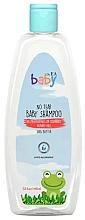 Kup Szampon do włosów dla dzieci - Dr.EA Unicorn Tear Free Baby Shampoo