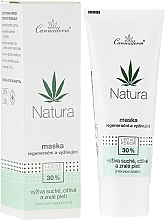 Kup Regenerująca maska odżywcza - Cannaderm Natura