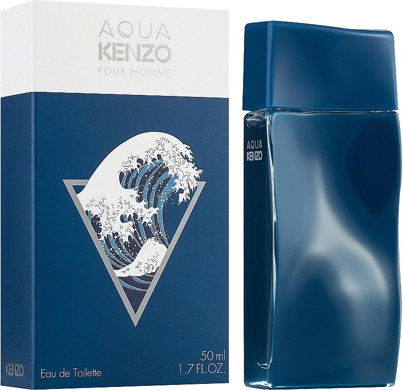 Kenzo Aqua Pour Homme - Woda toaletowa  — фото N2