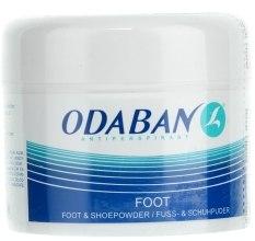 Kup Puder do stóp i butów - Odaban Foot and Shoe Powder