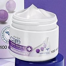 Krem do twarzy wyrównujący koloryt na dzień - Avon Care Even Tone-C Facial Day Cream — фото N2