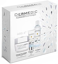Kup Zestaw - Dermedic Regenist (f/cr/50ml + micell/water/100ml + eye/cr/7ml)