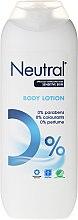Neutralny balsam do ciała - Neutral 0% Body Lotion — фото N1