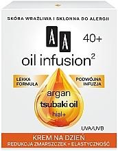 Kup Krem do twarzy na dzień Redukcja zmarszczek + elastyczność - AA Oil Infusion2 40+