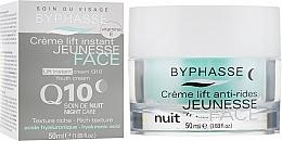 Kup Liftingujący krem do twarzy na noc - Byphasse Lift Instant Cream Q10 Night Care
