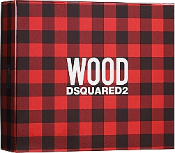 Kup Dsquared2 Wood Pour Homme - Zestaw (edt/50 ml + sh/gel 50 ml + after shave/balm 50 ml)