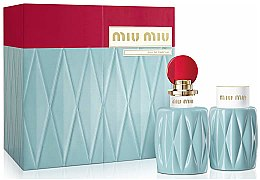 Kup Miu Miu Eau de Parfum - Zestaw (edp 100 ml + b/lot 100 ml)