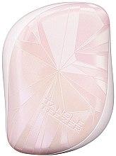 Kup Szczotka kompaktowa do włosów - Tangle Teezer Compact Styler Smashed Holo Pink