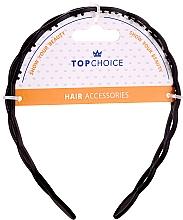 Kup Opaska do włosów, czarna, 27741 - Top Choice