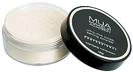 Kup Matujący półtransparentny puder do twarzy - MUA Makeup Academy Professional Loose Setting Powder