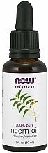 Kup Nawilżający olejek Neem - Now Foods Solution Neem Oil