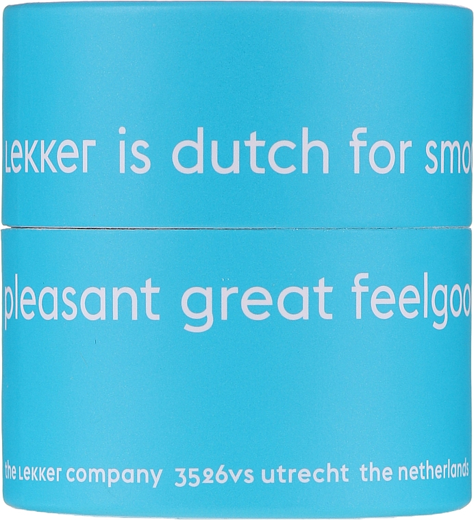 Naturalny dezodorant w kremie Mięta i rozmaryn - The Lekker Company Natural Deodorant — фото N3