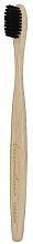 Kup Bambusowa szczoteczka do zębów z miękkim włosiem węglowym - Curanatura Bamboo Carbon