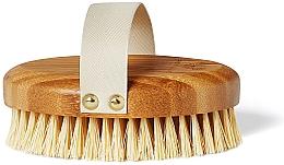 Kup Bambusowa szczotka z agawy do masażu na sucho - Crystallove Bamboo Agave Body Brush