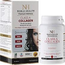 Kup Kolagen w tabletkach Class A - Noble Health Kolagen Class A