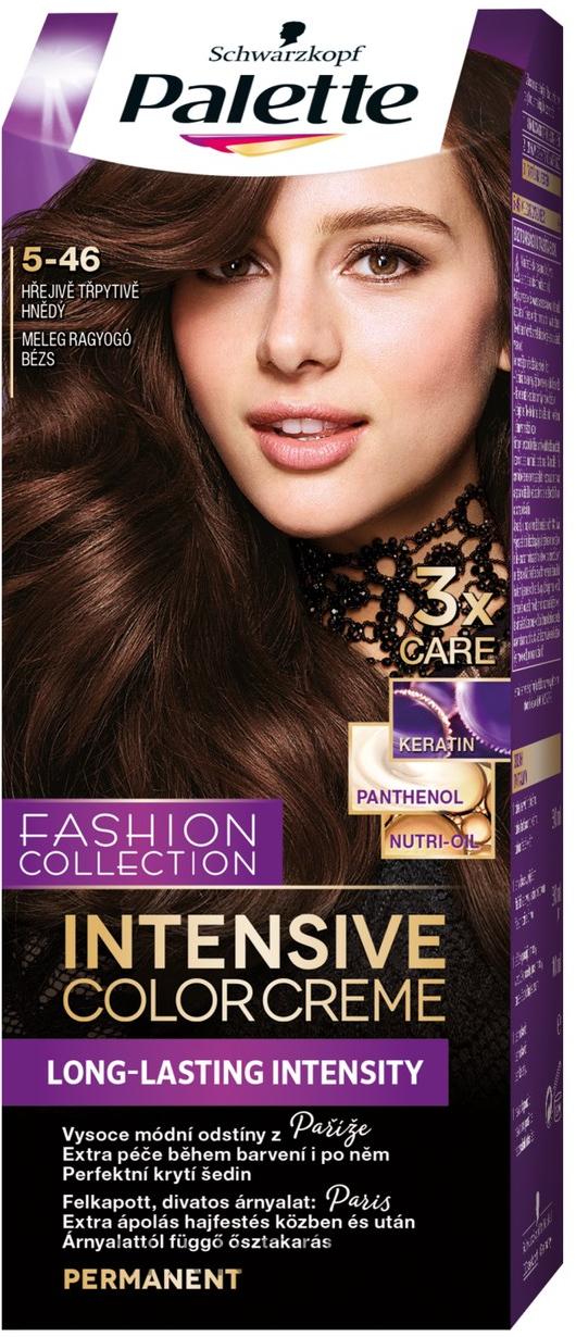 Farba do włosów - Schwarzkopf Palette ICC — фото 5-46