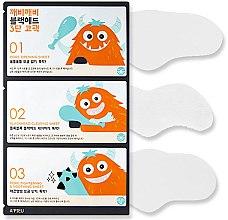 Kup 3-etapowe plastry oczyszczające na nos - A'pieu Goblin Blackhead 3-Step Nose Pack
