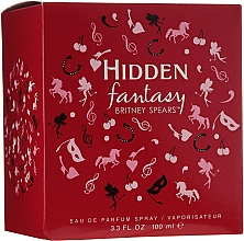 Kup Britney Spears Hidden Fantasy - Woda perfumowana