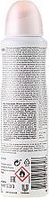 Kremowy antyperspirant w sprayu z ekstraktem z jedwabiu - Dove Soft Feel Antiperspirant Deodorant Spray — фото N2