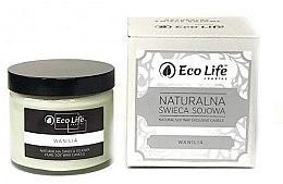 Kup Naturalna świeca sojowa Wanilia - Eco Life Candles