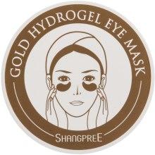 Kup Hydrożelowa maska-kompres na kontur oczu - Shangpree Gold Hydrogel Eye Mask