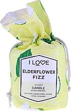 Kup Świeca zapachowa Koktajl z czarnego bzu - I Love... Elderflower Fizz Scented Candle