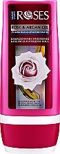 Kup Odżywka do włosów zniszczonych Woda różana i olej arganowy - Nature of Agiva Roses Rose & Argan Oil Damaged Hair Conditioner