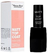 Kup Matujący top coat do paznokci - Pierre Rene Matt Top Coat Matting Effect