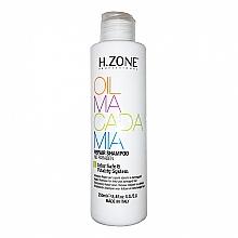 Kup Naprawczy szampon z olejem makadamia do włosów zniszczonych - H.Zone Oil Macadamia Repair Shampoo