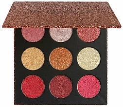 Kup Paleta foliowych cieni do powiek - Makeup Revolution Euphoric Foil Eyeshadow Palette