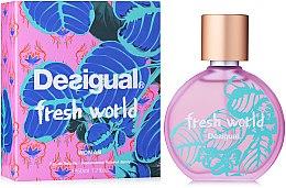 Kup Desigual Fresh World - Woda toaletowa